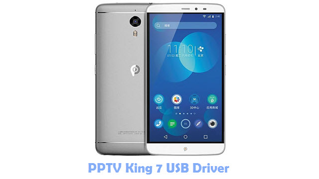 Download PPTV King 7 USB Driver