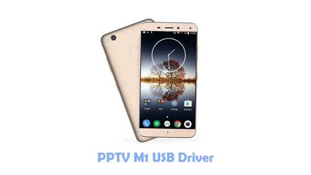 Download PPTV M1 USB Driver