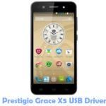 Prestigio Grace X5 USB Driver