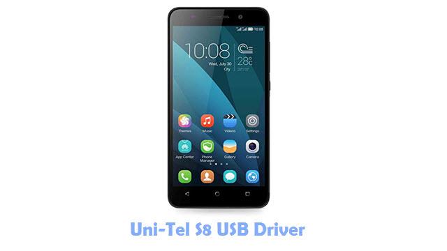 Download Uni-Tel S8 USB Driver