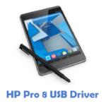 HP Pro 8 USB Driver