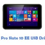 HP Pro Slate 10 EE USB Driver