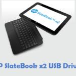 HP SlateBook x2 USB Driver