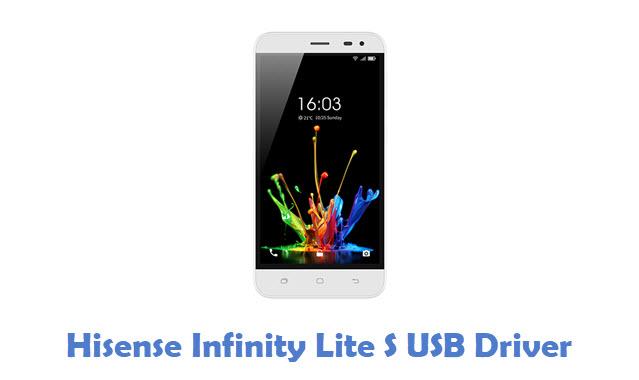 Hisense Infinity Lite S USB Driver