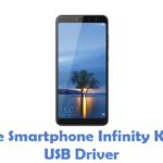 Hisense Smartphone Infinity K8 H910 USB Driver