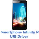 Hisense Smartphone Infinity Prime 1+ USB Driver