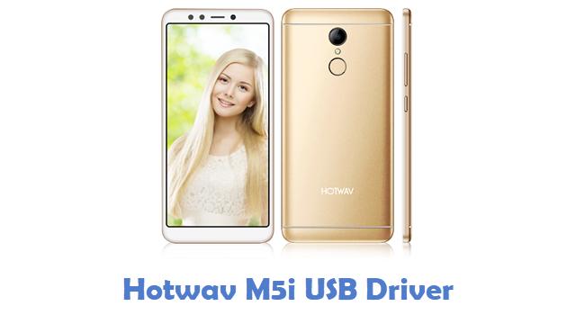 Hotwav M5i USB Driver