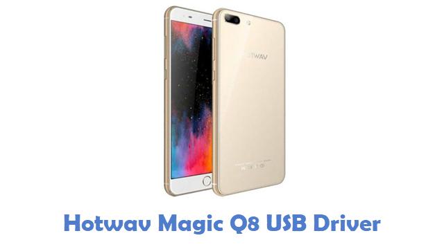 Hotwav Magic Q8 USB Driver