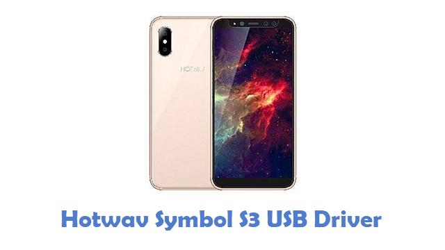 Hotwav Symbol S3 USB Driver