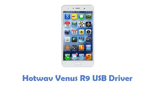 Hotwav Venus R9 USB Driver