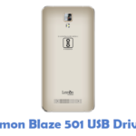 Lemon Blaze 501 USB Driver