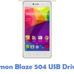Lemon Blaze 504 USB Driver