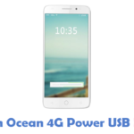 Lemon Ocean 4G Power USB Driver