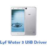 Lyf Water 3 USB Driver