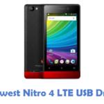 Maxwest Nitro 4 LTE USB Driver