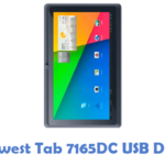 Maxwest Tab 7165DC USB Driver