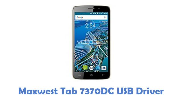 Maxwest Tab 7370DC USB Driver