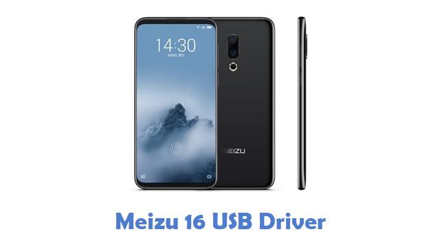Meizu 16 USB Driver