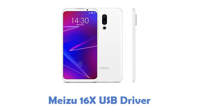 Meizu 16X USB Driver