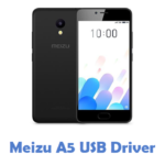 Meizu A5 USB Driver