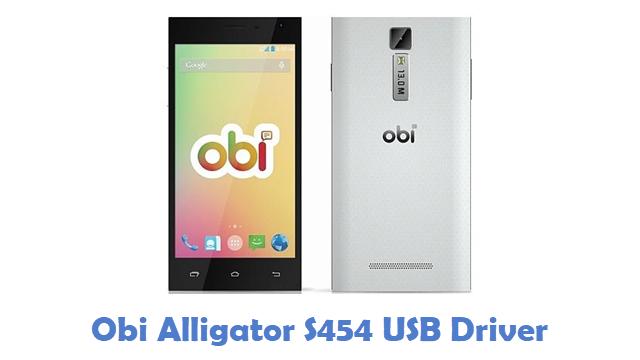 Obi Alligator S454 USB Driver