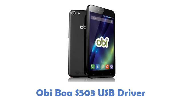 Obi Boa S503 USB Driver