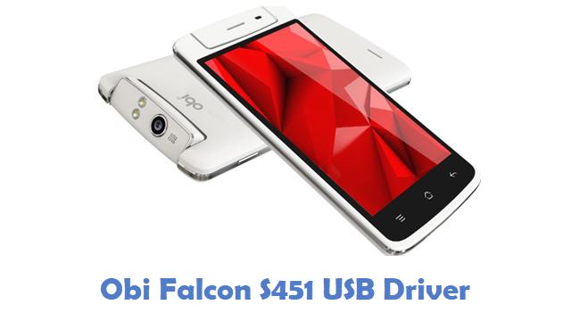 Obi Falcon S451 USB Driver