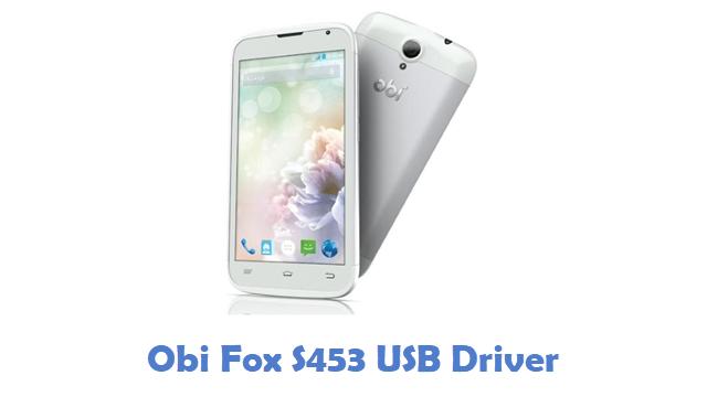 Obi Fox S453 USB Driver