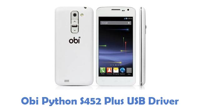 Obi Python S452 Plus USB Driver
