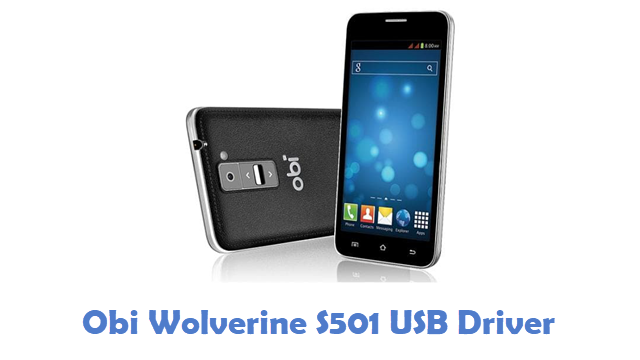 Obi Wolverine S501 USB Driver