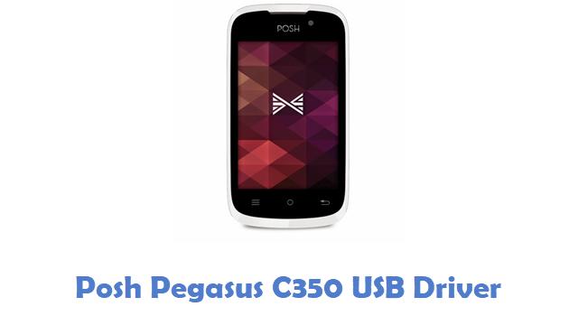 Posh Pegasus C350 USB Driver