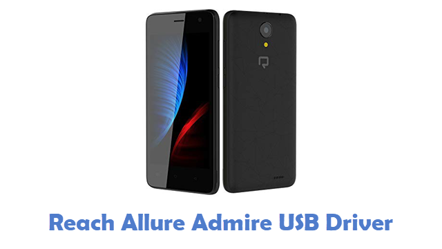 Reach Allure Admire USB Driver