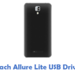 Reach Allure Lite USB Driver