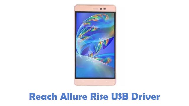 Reach Allure Rise USB Driver