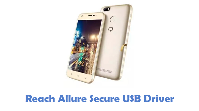 Reach Allure Secure USB Driver