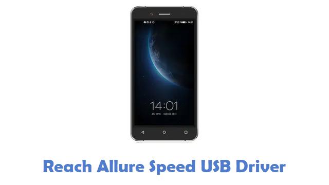 Reach Allure Speed USB Driver