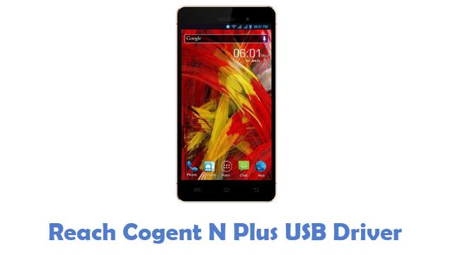 Reach Cogent N Plus USB Driver
