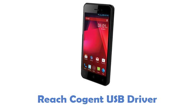 Reach Cogent USB Driver