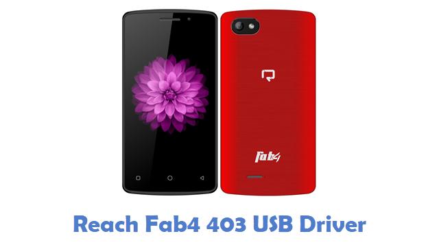 Reach Fab4 403 USB Driver