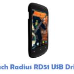 Reach Radius RD51 USB Driver