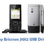Sony Ericsson j10i2 USB Driver