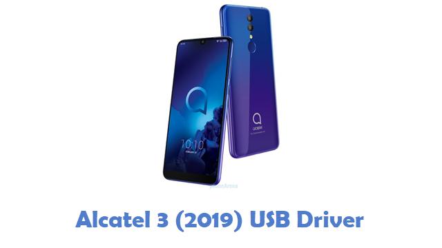 Alcatel 3 2019 USB Driver