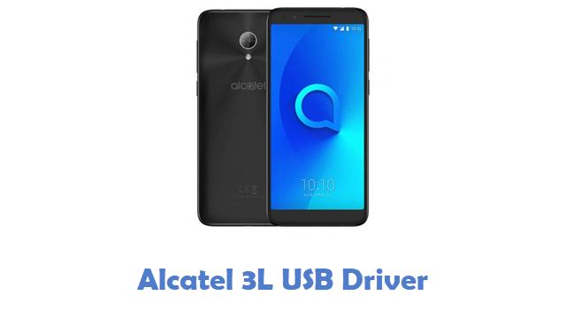 Alcatel 3L USB Driver