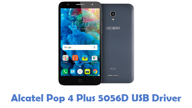 Alcatel Pop 4 Plus 5056D USB Driver