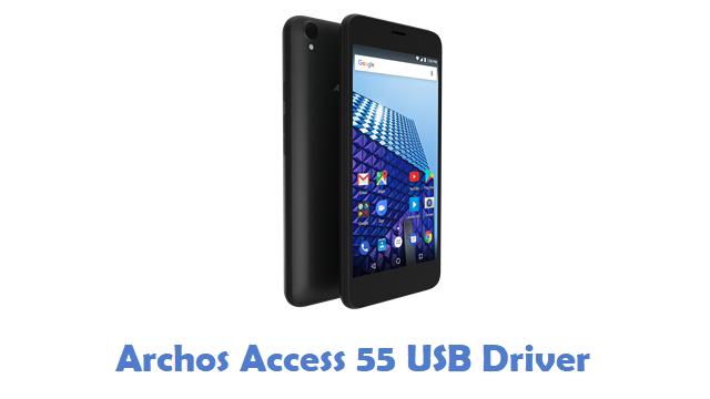 Archos Access 55 USB Driver