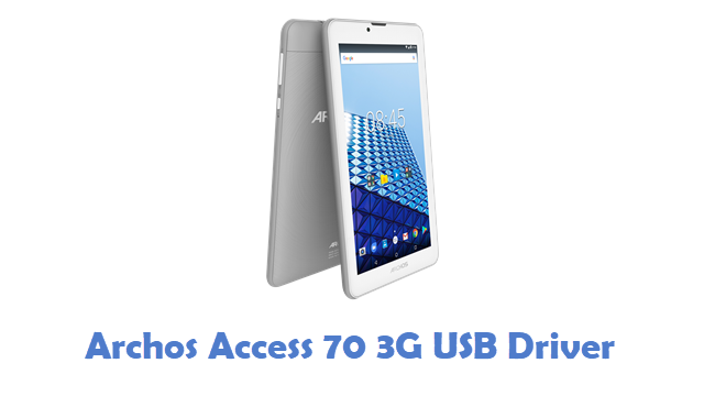 Archos Access 70 3G USB Driver