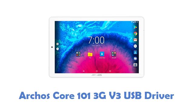 Archos Core 101 3G V3 USB Driver
