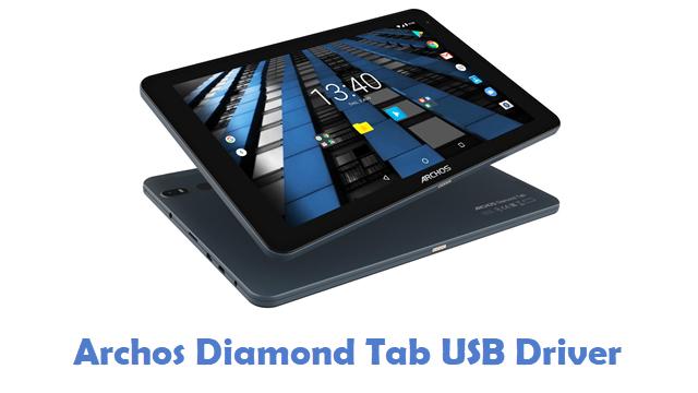 Archos Diamond Tab USB Driver
