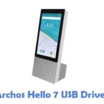 Archos Hello 7 USB Driver