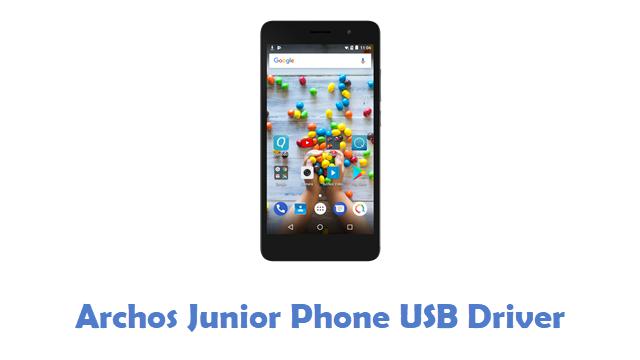 Archos Junior Phone USB Driver